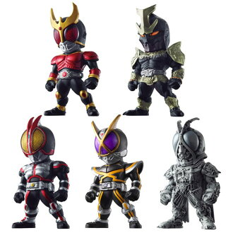 CONVERGE KAMEN RIDER 10Pack BOX (CANDY TOY)(Released)(CONVERGE KAMEN RIDER 10個入りBOX(食玩))