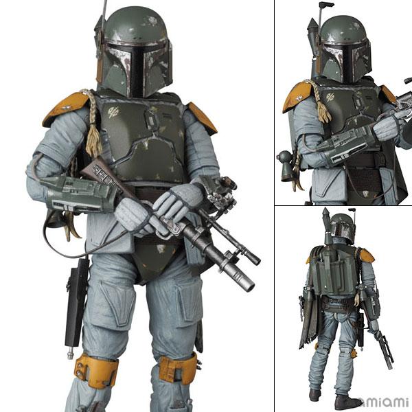 MAFEX No.016 MAFEX Star Wars BOBA FETT(Pre-order)(マフェックス No.016 MAFEX スター・ウォーズ BOBA FETT(ボバ・フェット))