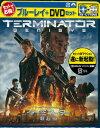 BD ターミネーター:新起動/ジェニシス ブルーレイ+DVDセット (Blu-ray Disc)[パラマウント・ジャパン]《取り寄せ※暫定》