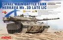 1/35 イスラエル主力戦車 メルカバMk.3D 後期型 LIC (低強度紛争型) プラモデル[MENG Model]《発売済・在庫品》