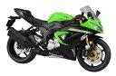 1/12 完成品バイク Kawasaki Ninja ZX-6R 2014(ライムグリーン)[スカイネット]《発売済・在庫品》