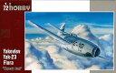 1/72 露・ヤコブレフYak-23フローラー戦闘機ワルシャワ条約軍 プラモデル(再販)[スペシャルホビー]《取り寄せ※暫定》