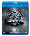BD ジュラシック・ワールド3D ブルーレイ&DVDセット (Blu-ray Disc)[NBC]《取り寄せ※暫定》