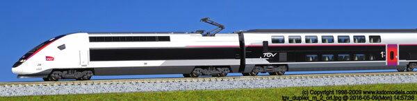 10-1324 TGV Duplex(デュープレックス)新塗装 10両セット[KATO]【送料無料】《在庫切れ》
