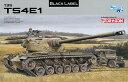 1/35 アメリカ陸軍 試作戦車 T54E1 プラモデル[ブラックラベル]《01月予約》