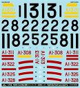 A-72056 アシタのデカール 1/72 中島B5N2 九七式三号艦上攻撃機「トラ!トラ!トラ!-空母赤城-」#2(再販)[MYK DESIGN]《発売済・在庫品》