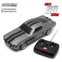 """1967 FORD MUSTANG """"ELEANOR""""GONE IN SIXTY SECONDS (2000) 1/18 REMOTE CONTROL[グリーンライト]《発売済・在庫品》"""