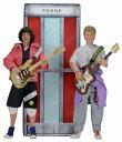 ビルとテッドの大冒険/ ビル・プレストン&セオドア・ローガン 8インチ アクションドール[ネカ]《09月仮予約》