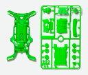 ミニ四駆特別企画 AR蛍光カラーシャーシセット (グリーン)[タミヤ]《発売済・在庫品》
