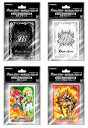 バトルスピリッツ ホログラムカードスリーブ 十二神皇編 4種セット(再販)[バンダイ]《発売済・在庫品》