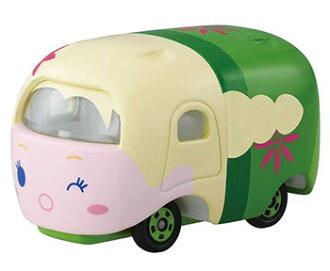 トミカ ディズニーモータース ツムツム エルサ ツム(Tomica Disney Motors - Tsum Tsum Elsa Tsum(Released))
