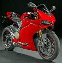 1/4 ドゥカティ パニガーレ 1299 S(Ducati red /ドゥカティレッド) 組立キット(再販)[ポケール]【送料無料】《12月仮予約》