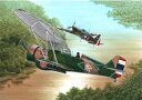 1/72 カーチス・ホークIIIモデル68・タイ&アルゼンチン軍 プラモデル[スペシャルホビー]《取り寄せ※暫定》