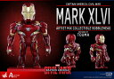【アーティストMIX】 『シビル・ウォー/キャプテン・アメリカ』 TOUMA x アイアンマン・マーク46[ホットトイズ]《10月仮予約》