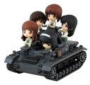 ぺあどっとキャラクターシリーズ ガールズ&パンツァー IV号戦車D型エンディングVer.(再販)[ぺあどっと]《発売済・在庫品》