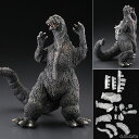 Sci-Fi MONSTER SOFT VINYL MODEL KIT COLLECTION ゴジラ 1964 1/250 未塗装組立キット(再販)[海洋堂]【送料無料】《03月予約》