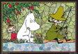 プリズムアート ジグソーパズル ムーミン スナフキンと魚釣り 108ピース (61-37)[やのまん]《取り寄せ※暫定》