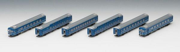 98613 JR 14系特急寝台客車(北陸)基本セット(6両)[TOMIX]《発売済・在庫品》