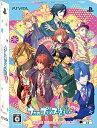 【特典】PS Vita うたの☆プリンスさまっ♪Repeat LOVE 初回限定 Shining LOVE BOX[ブロッコリー]《01月予約》