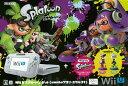 Wii U スプラトゥーン セット(amiibo アオリ・ホタル付き)[任天堂]【送料無料】《発売済・在庫品》