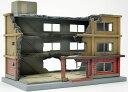 ジオラマコレクション 建物コレクション152 解体中の建物B[トミーテック]《発売済・在庫品》