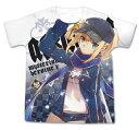 Fate/Grand Order 謎のヒロインX フルグラフィックTシャツ/ホワイト-S(再販)[コスパ]《01月予約》