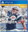 PS4 北米版 Madden NFL 17 Deluxe Edition[EA Sports]《発売済・在庫品》