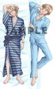 美男高校地球防衛部LOVE!LOVE! 抱き枕カバーデラックス 由布院煙[学研プラス]【送料無料】《取り寄せ※暫定》