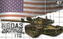 1/35 M60A3 パットン プラモデル[AFVクラブ]《発売済・在庫品》