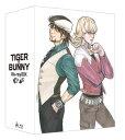 BD TIGER & BUNNY Blu-ray BOX 特装限定版[バンダイビジュアル]【送料無料】《発売済・在庫品》