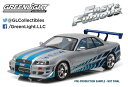 1/18 Artisan Collection - Fast & Furious - 2 Fast 2 Furious (2003) - 1999 Nissan Skyline GT-R (R34)[グリーンライト]《12月仮予約》