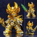 牙狼デフォルメ魔戒コレクション 黄金騎士ガロ メッキver.[アートストーム]《01月予約※暫定》