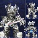 牙狼デフォルメ魔戒コレクション 銀牙騎士ゼロ メッキver.[アートストーム]《01月予約※暫定》