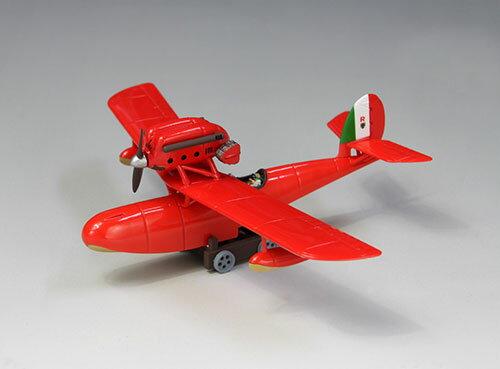 1/72 紅の豚 サボイアS.21試作戦闘飛行艇 塗装済完成品[ファインモールド]《発売済…...:amiami:11129299