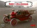 1/24 T型フォード 1914 消防車 プラモデル[ICM]《取り寄せ※暫定》