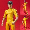 S.H.フィギュアーツ ブルース・リー(Yellow Track Suit)[バンダイ]《発売済・在