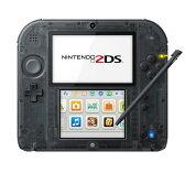 ニンテンドー2DS クリアブラック[任天堂]【送料無料】《発売済・在庫品》