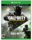 【特典】Xbox One コール オブ デューティ インフィニット・ウォーフェア レガシーエディション[日本マイクロソフト]《11月予約》