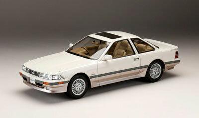 1/18 トヨタ ソアラ3.0GT LIMITED(MZ20) 1988 クリスタルホワイトトーニングII[ホビージャパン]【送料無料】《02月予約》