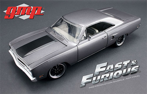 "1/18 The Fast & Furious: Tokyo Drift (2006) - 1970 Plymouth Road Runner ""The Hammer""[gmp]【送料無料】《01月仮予約》"