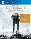 PS4 Star Wars バトルフロント Ultimate Edition[EA]《11月予約》