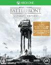 Xbox One Star Wars バトルフロント Ultimate Edition[EA]《取り寄せ※暫定》