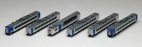 98621 キハ183 500系特急ディーゼルカー(北斗・HET色)セット (6両)[TOMIX]《03月予約》