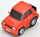 チョロQ zero Z-50a ルノー5 ターボ(赤)[トミーテック]《発売済・在庫品》