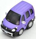 チョロQ zero Z-48a ルノーカングー アクティフ(紫)[トミーテック]《発売済・在庫品》