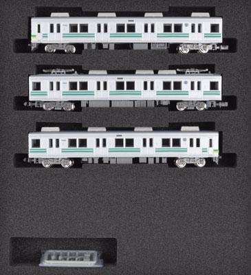 50549 秩父鉄道7500系 第3編成 3両編成セット(動力付き)[グリーンマックス]【送料無料】《12月予約》