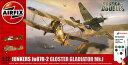1/72 ドッグファイトセット Ju87 R-2&グラディエイターMk.I プラモデル[エアフィックス]《発売済・在庫品》