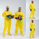 Breaking Bad ブレイキング・バッド ハイゼンベルク&ジェシー 化学防護服コンボ 1/6 可動フィギュア[スリー・ゼロ]【送料無料】《05月予約》