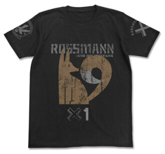 ブレイブウィッチーズ ロスマン パーソナルマークTシャツ/ブラック-M(Brave Witches - Rossmann Personal Mark T-shirt / BLACK - M(Pre-order))