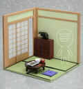 ねんどろいどプレイセット #02 和の暮らしA 食卓セット(再販)[ファット・カンパニー]《04月予約》